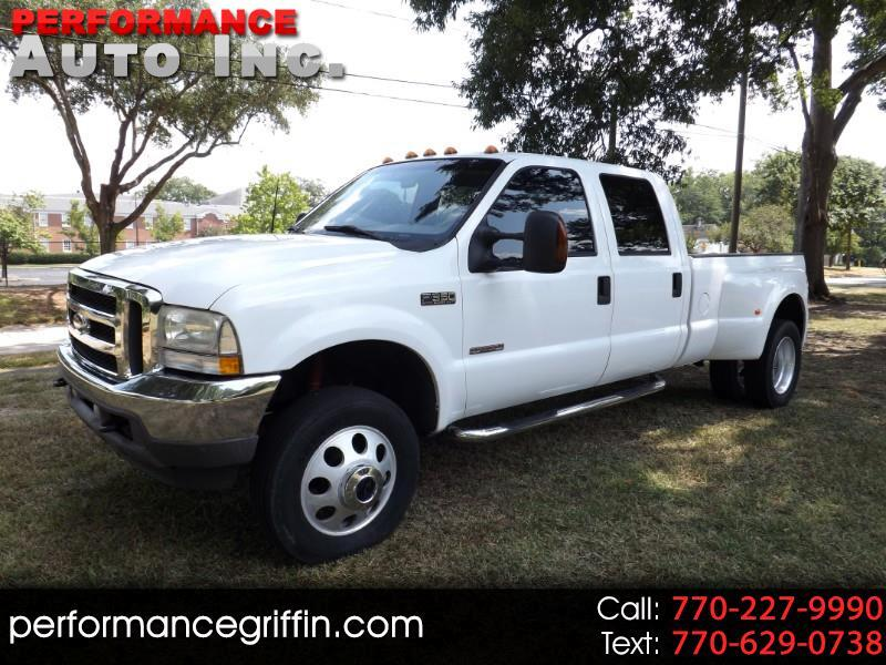 "2003 Ford Super Duty F-350 DRW Crew Cab 172"" King Ranch 4WD"