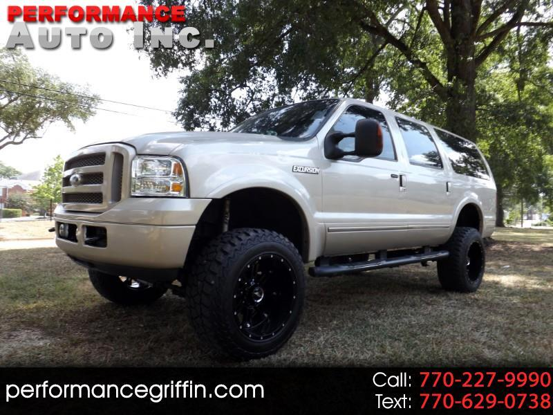 "2005 Ford Excursion 137"" WB 6.0L Limited 4WD"