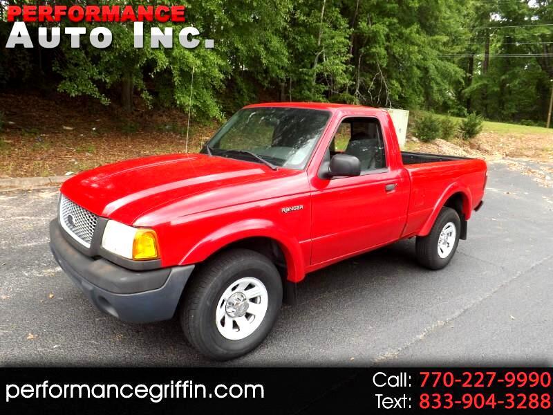 Ford Ranger Reg Cab 3.0L XL 2002