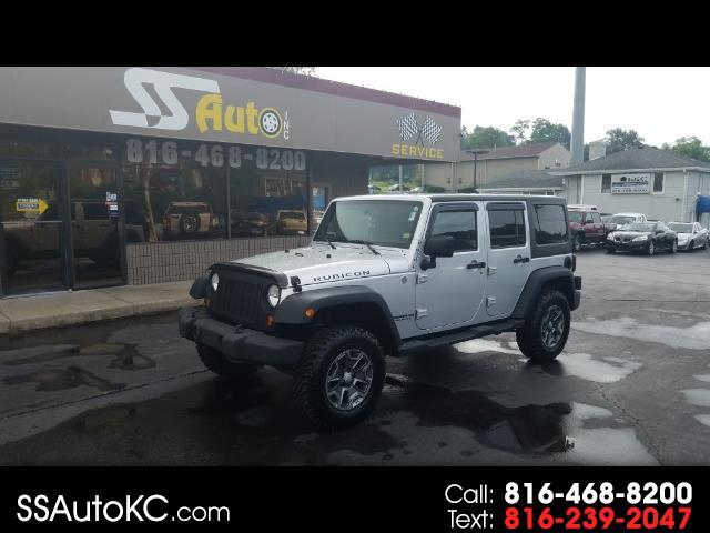 2011 Jeep Wrangler Unlimited Rubicon 4WD