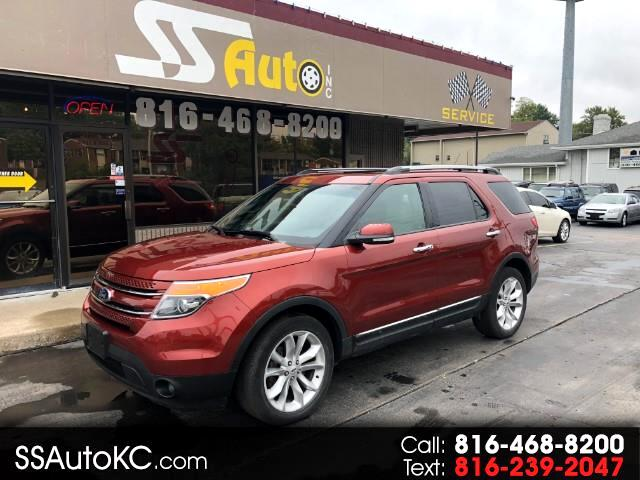 "2014 Ford Explorer 4dr 112"" WB Limited AWD"