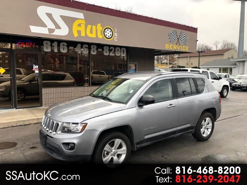 2016 Jeep Compass Sport FWD