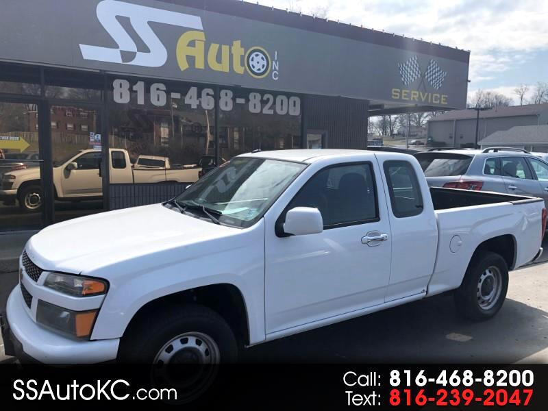 2010 Chevrolet Colorado Work Truck Ext. Cab 2WD