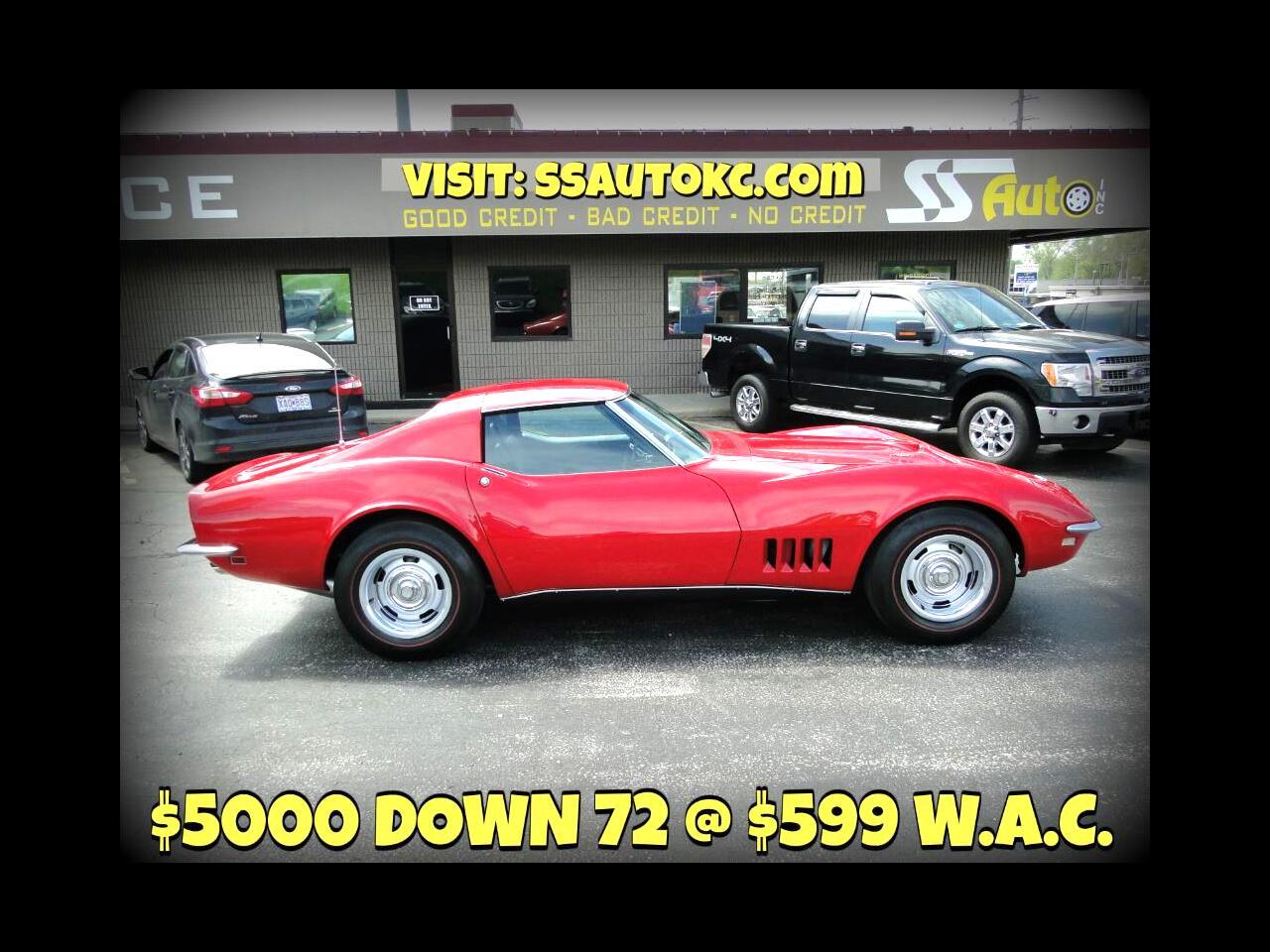 Chevrolet Corvette 427 Premium 1968