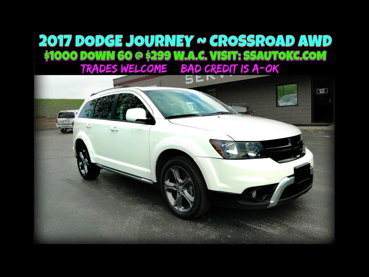 Dodge Journey Crossroad AWD 2017
