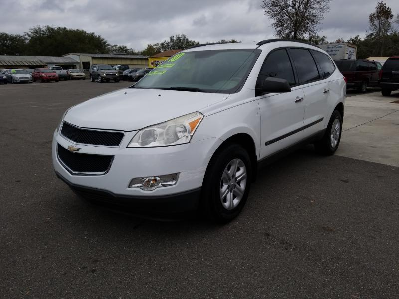 Chevrolet Traverse AWD 4dr LS 2010