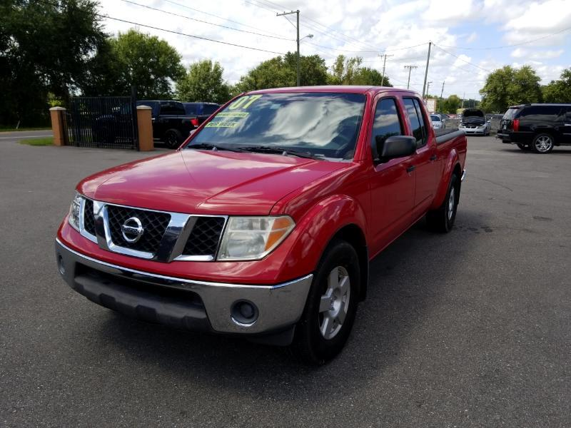 2007 Nissan Frontier 2WD