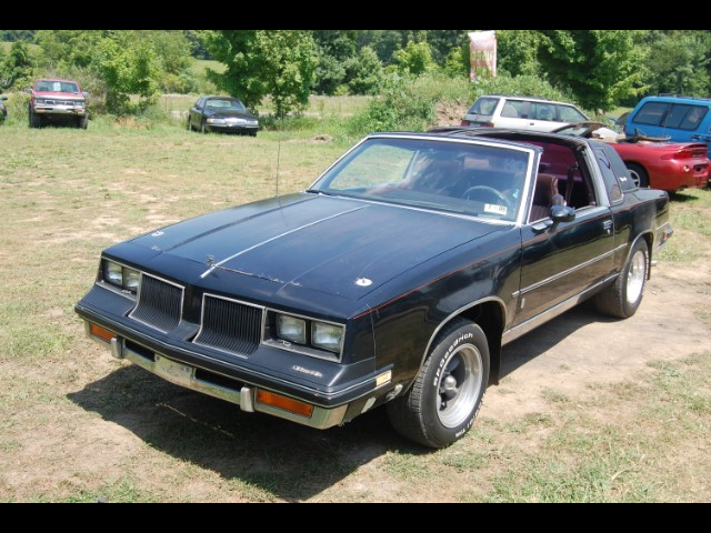 Oldsmobile Cutlass Salon Base 1986