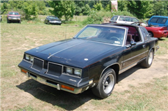 1986 Oldsmobile Cutlass Salon