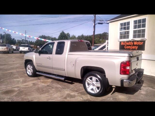 2007 Chevrolet Silverado 1500 LTZ Ext. Cab Long Box 2WD
