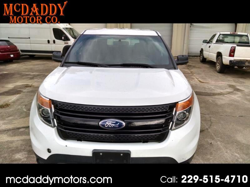 2013 Ford Explorer AWD 4dr