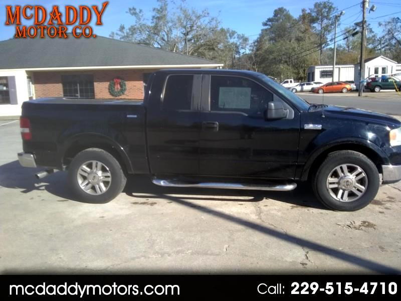 2005 Ford F-150 Supercab 145