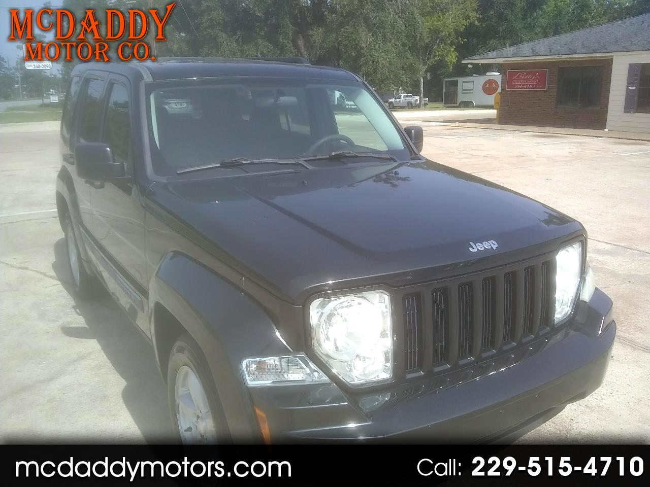 2009 Jeep Liberty 4WD 4dr Rocky Mountain