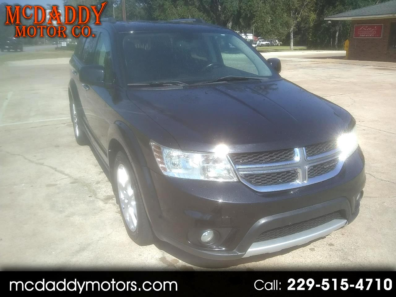 Dodge Journey AWD 4dr R/T 2012
