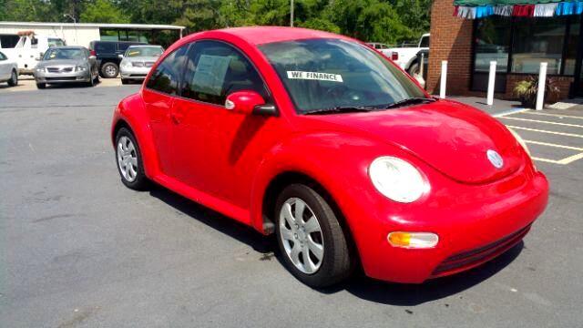 2005 Volkswagen New Beetle 2dr GL Auto