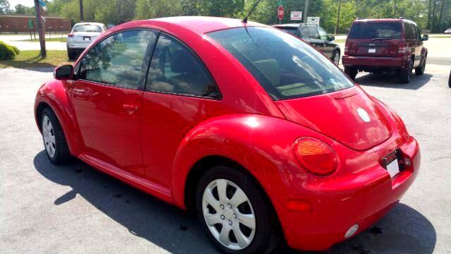 Volkswagen New Beetle 2dr GL Auto 2005
