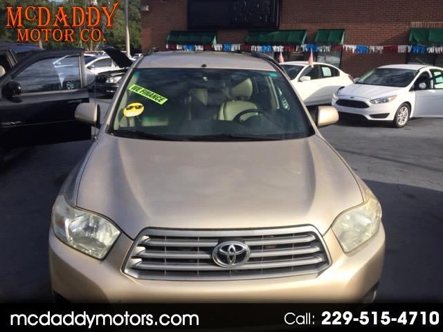 2009 Toyota Highlander 4WD 4dr V6  Base (Natl)