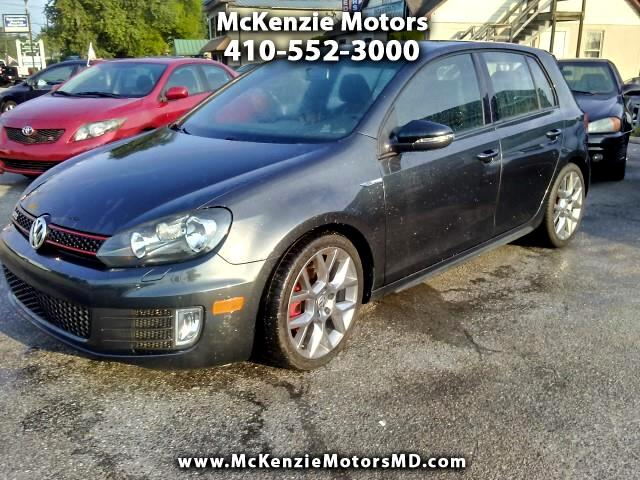 2014 Volkswagen GTI Drivers Edition 4-Door