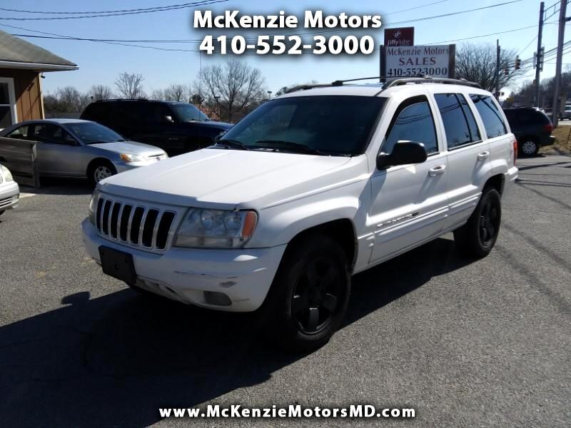 2001 Jeep Grand Cherokee Limited 4WD