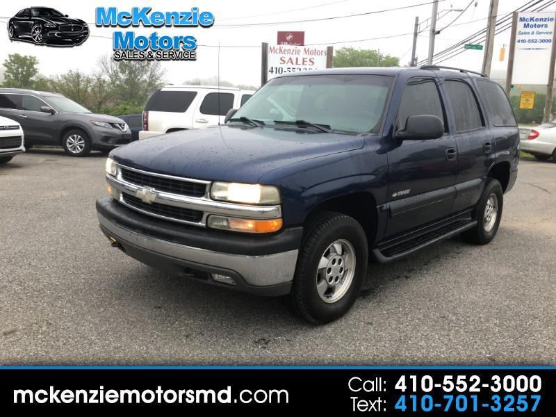 Chevrolet Tahoe 2003 for Sale in Sykesville, MD