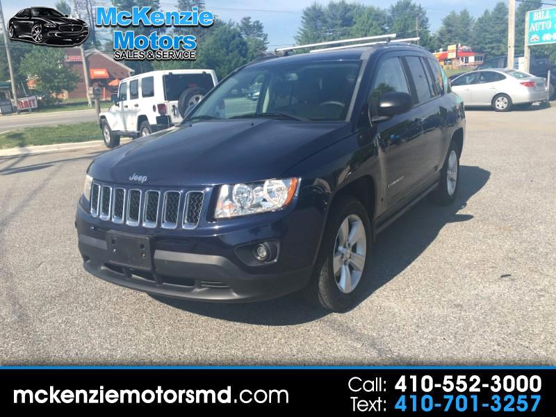 Jeep Compass Sport 4WD 2012