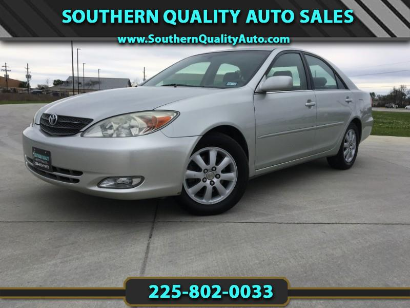 2004 Toyota Camry 4dr Sdn V6 Auto XLE (Natl)