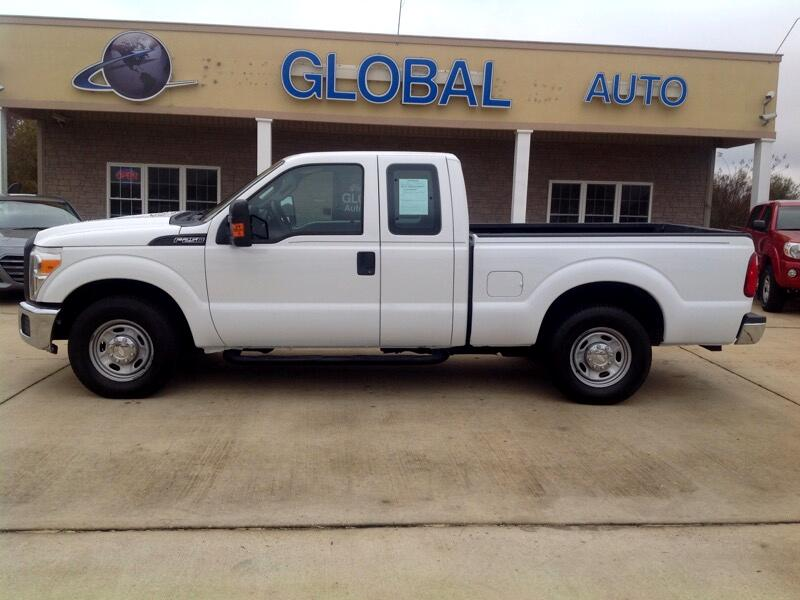2013 Ford F-250 SD Lariat SuperCab 2WD