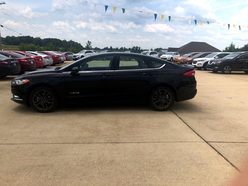 2018 Ford Fusion Hybrid Hybrid