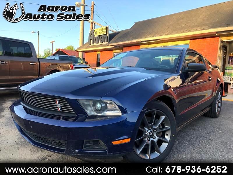 2012 Ford Mustang 2dr Conv V6 Premium