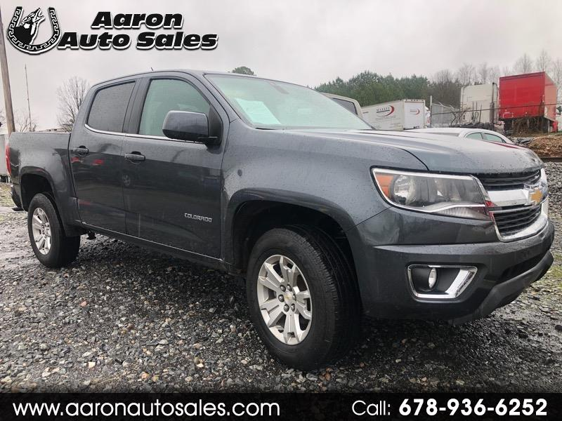 Chevrolet Colorado LT Crew Cab 2WD Short Box 2015