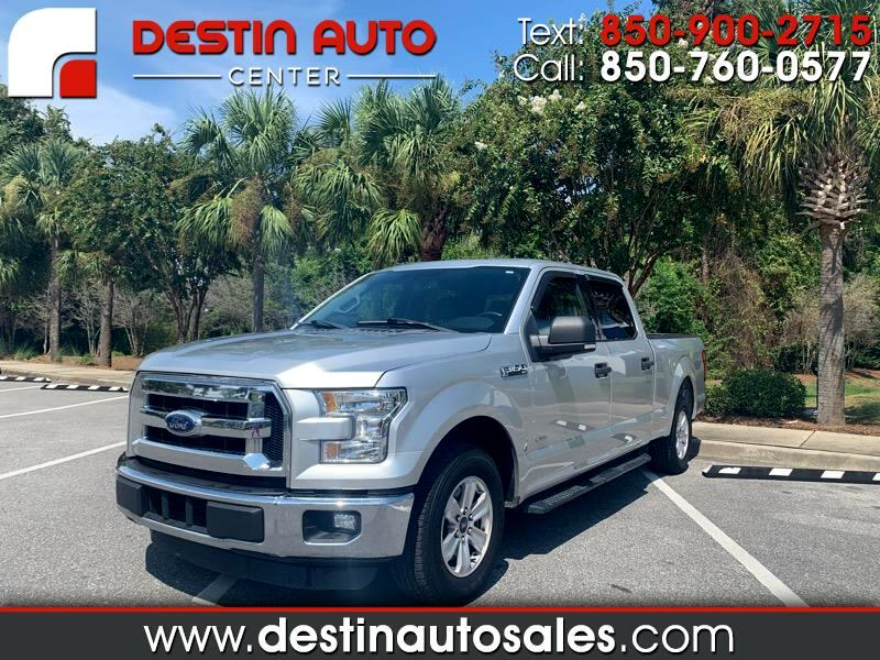 2015 Ford F-150 XLT SuperCrew 6.5-ft Box 2WD