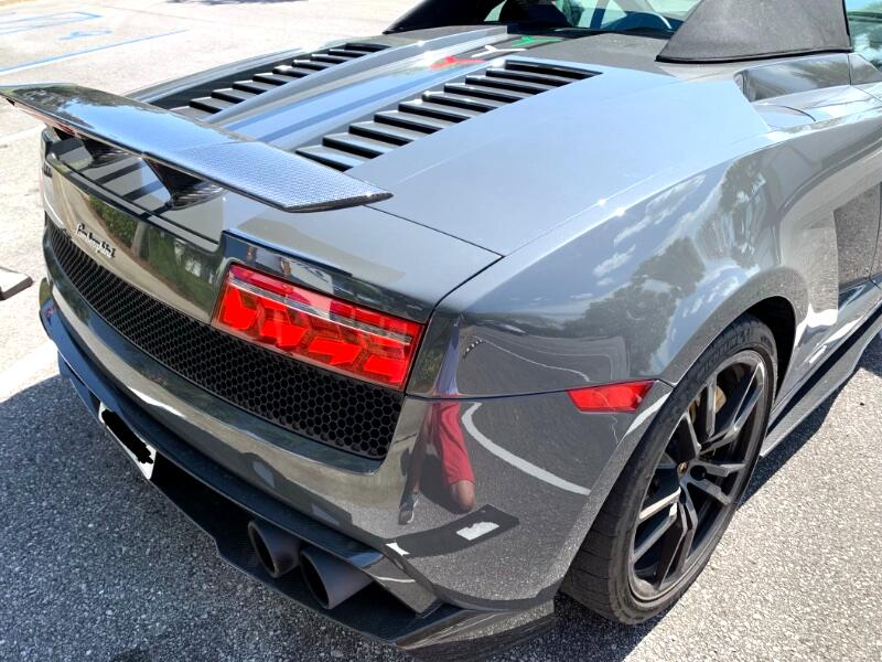Lamborghini Gallardo LP570-4 Spyder Performante 2012
