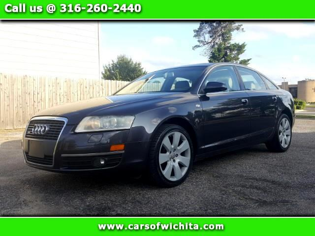 2005 Audi A6 3.2 quattro with Tiptronic