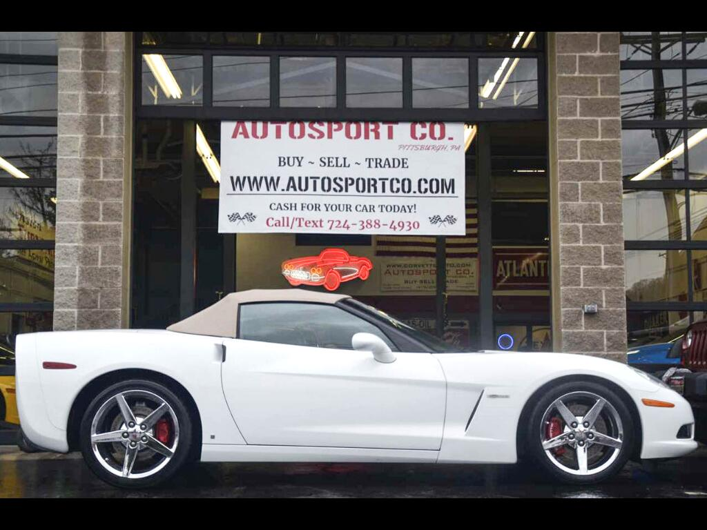2007 Chevrolet Corvette Convertible Z51
