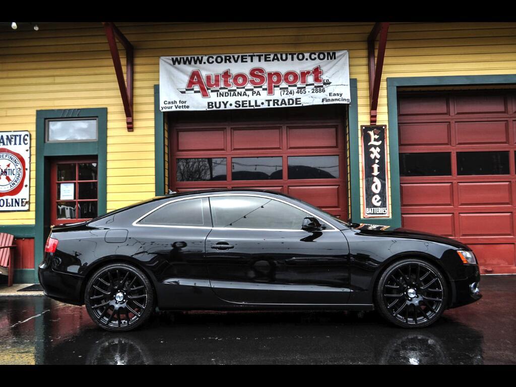 Audi A5 Coupe 2.0T quattro Manual 2012