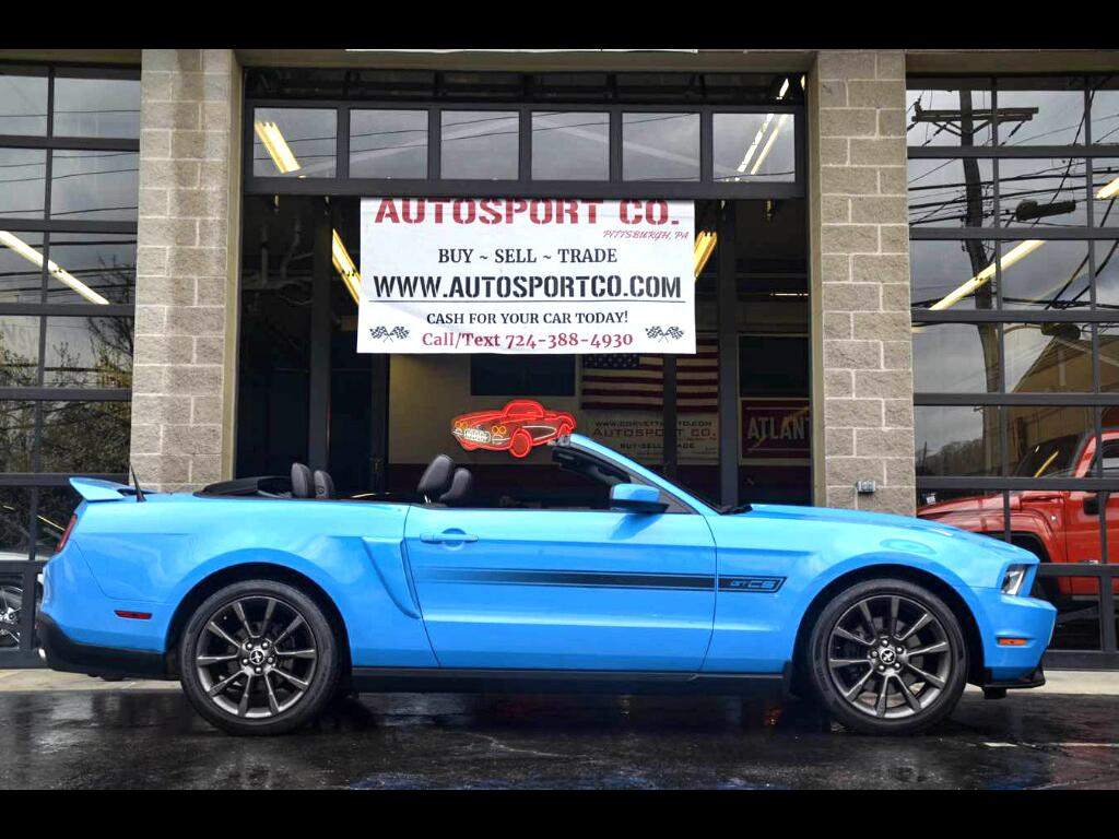 2011 Ford Mustang *GT California Special* 1 of 97 Produced!