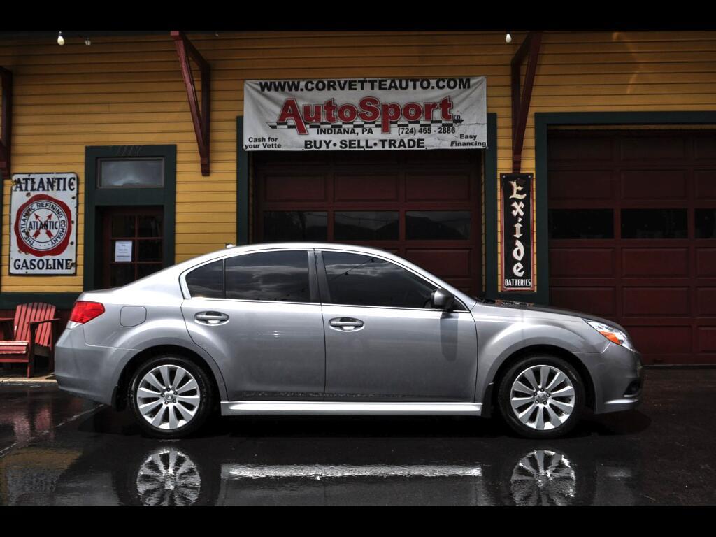 2011 Subaru Legacy 2.5i Limited