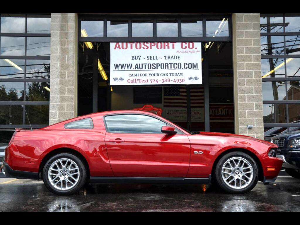2012 Ford Mustang GT PREMIUM *ONLY 6K MILES*