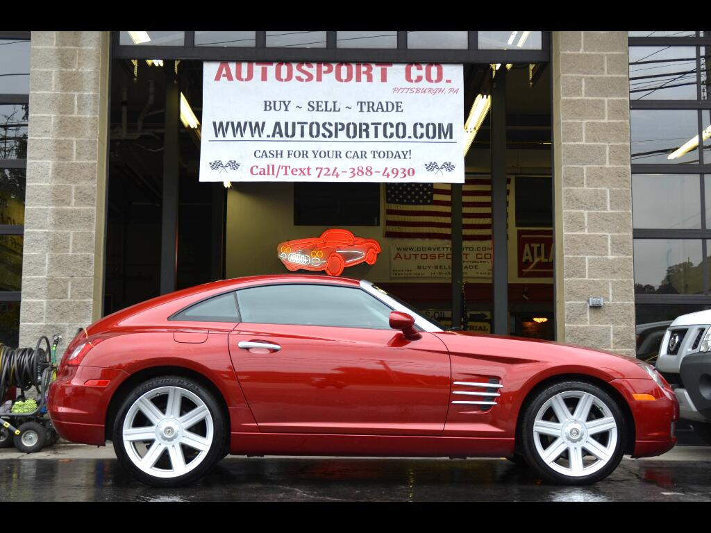 2004 Chrysler Crossfire Coupe