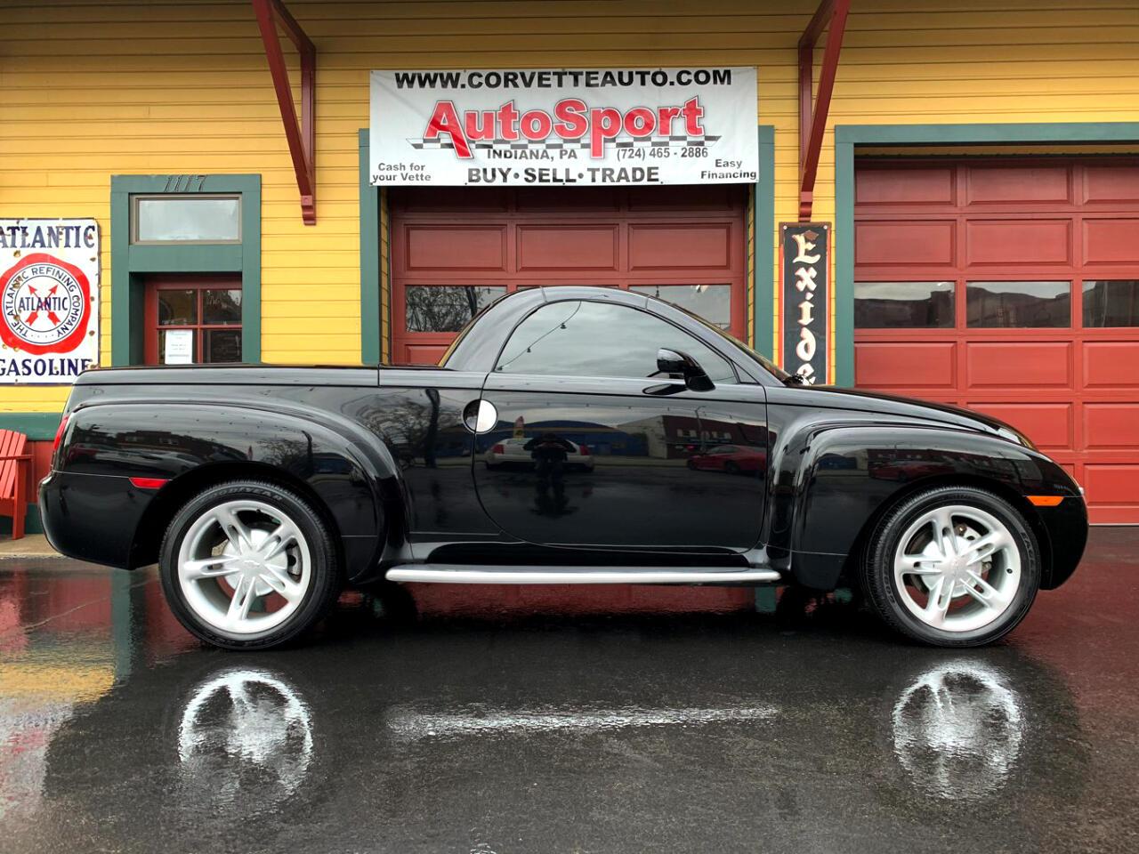 2004 Chevrolet SSR Premium