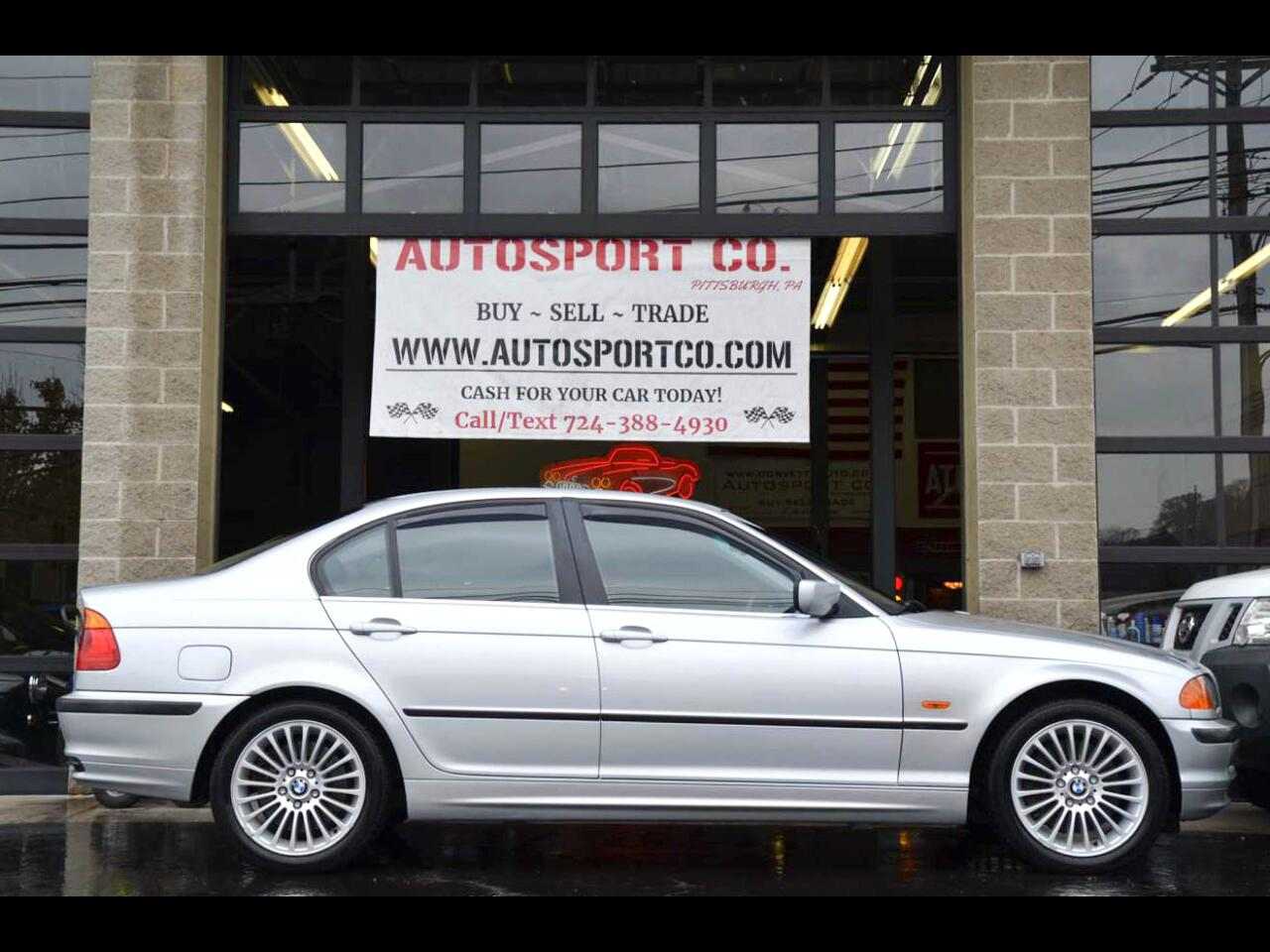 2001 BMW 3-Series 330XI