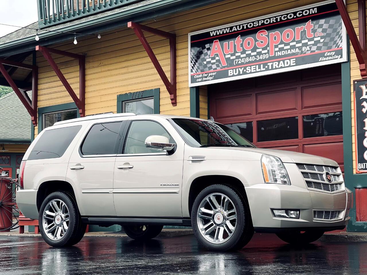 Cadillac Escalade AWD Premium 2013