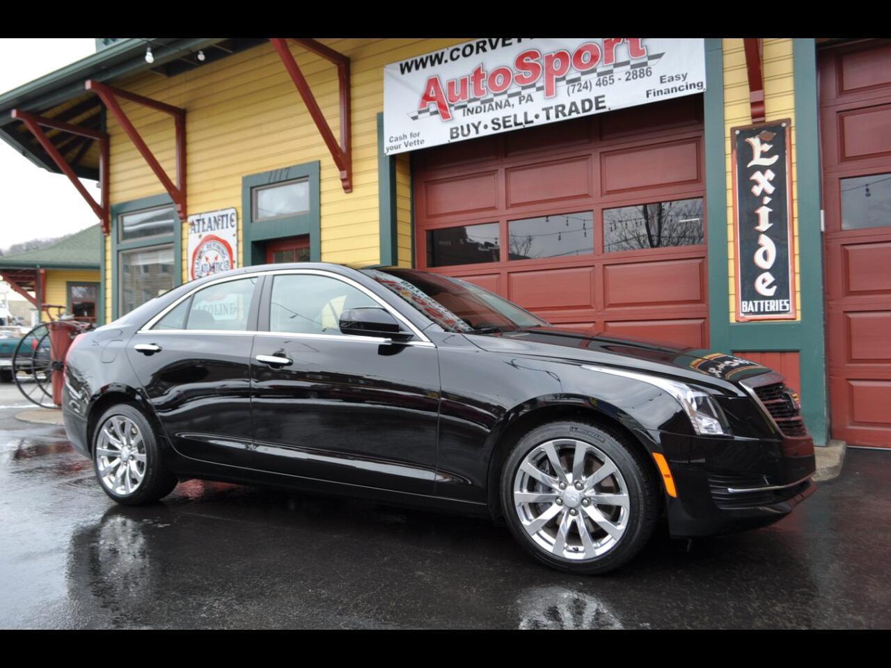 2017 Cadillac ATS 2.0L Standard AWD