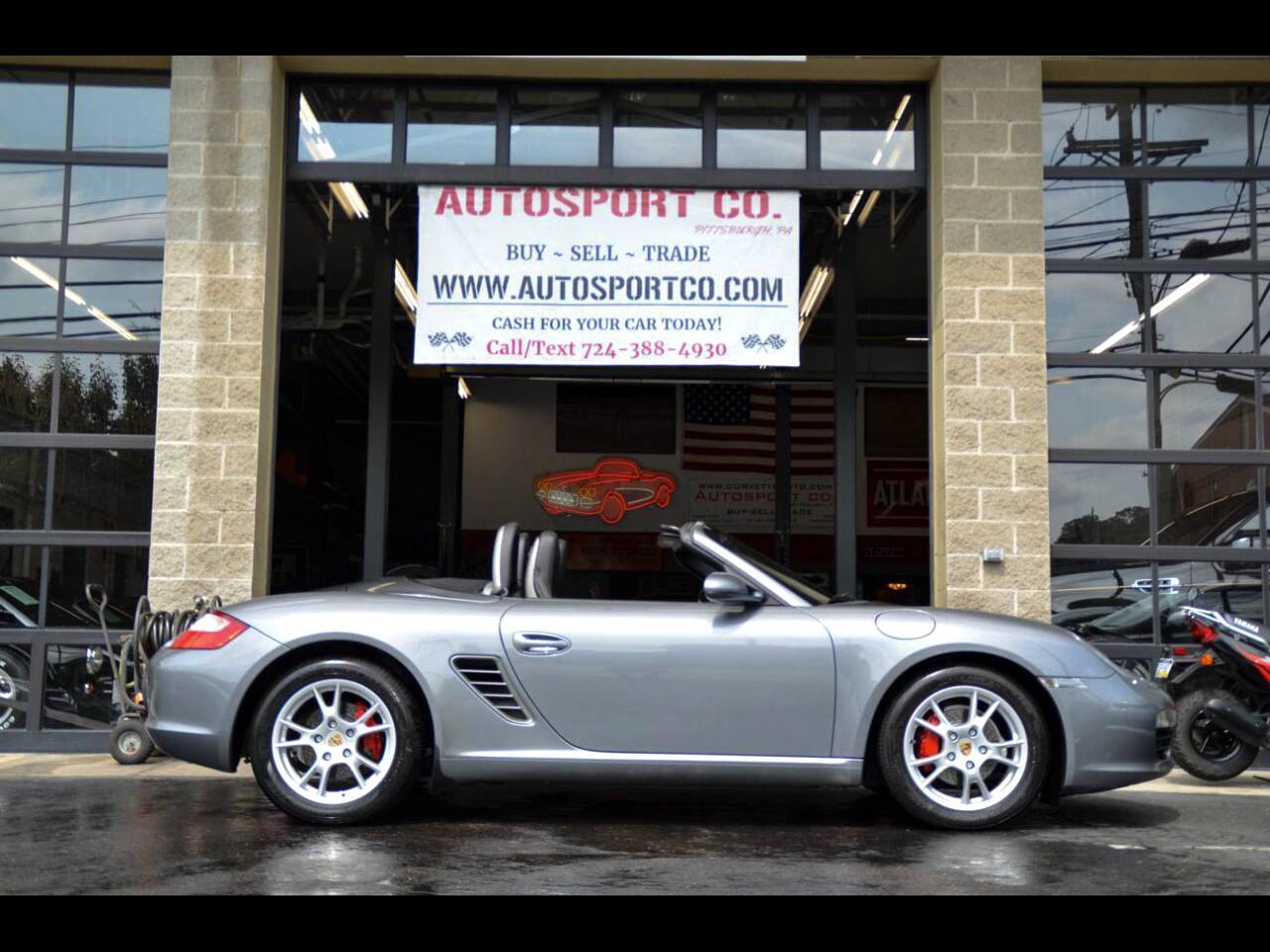 2006 Porsche Boxster Base