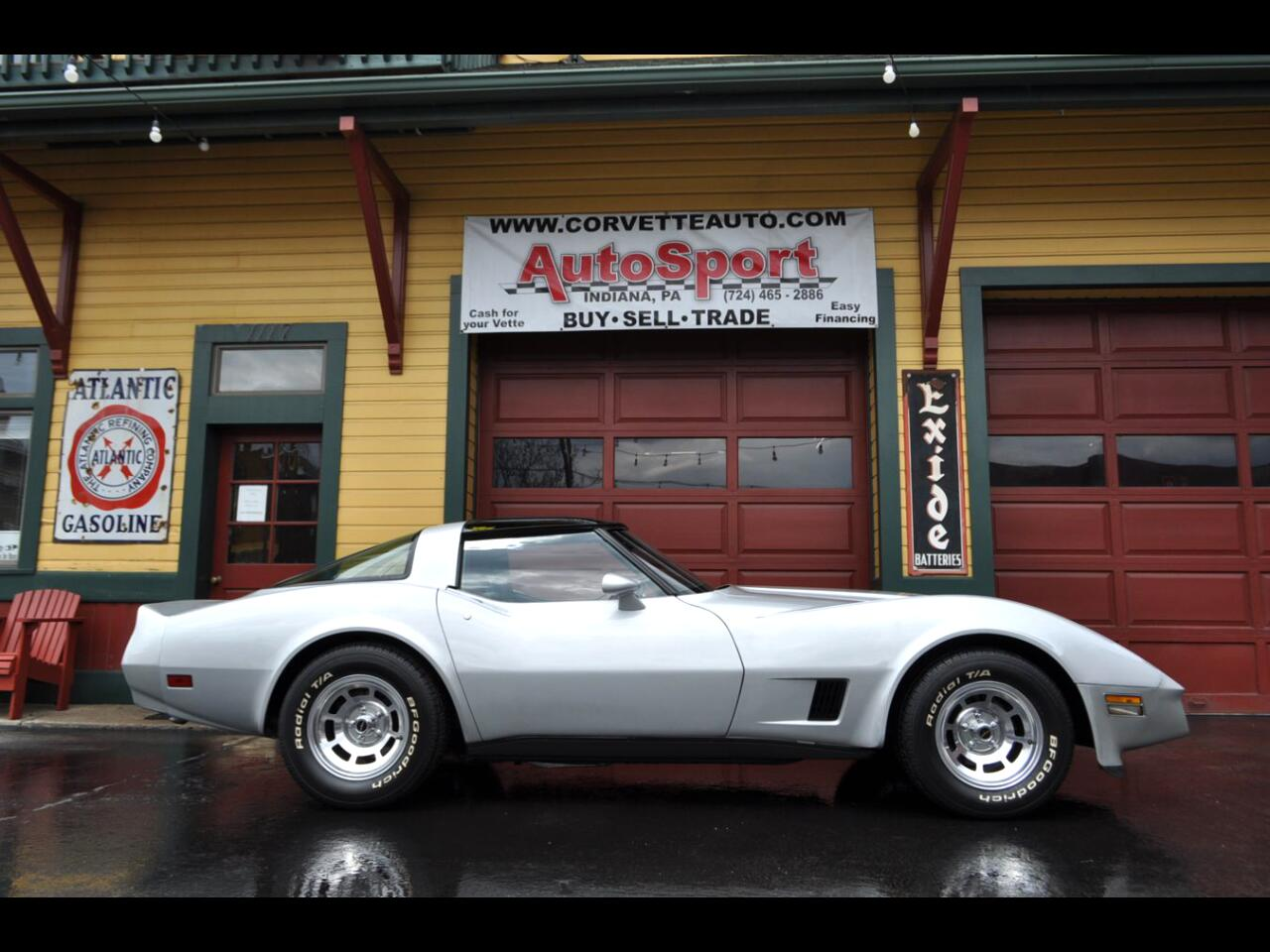 1981 Chevrolet Corvette 1981 Extremely Rare 4sp 13k Org Miles Fully Equipp