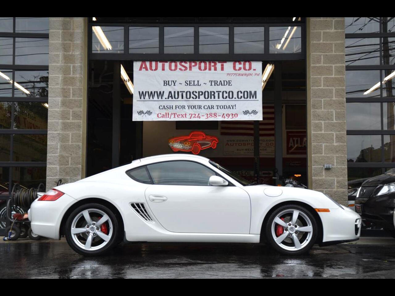 2006 Porsche Cayman S w/Sport Chrono Pkg.