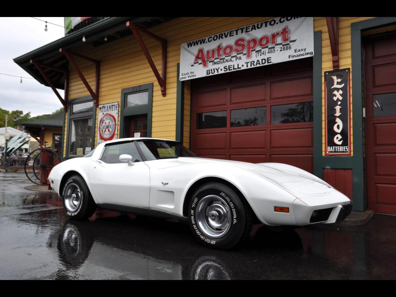 1979 Chevrolet Corvette 1979 2 Owner Loaded All Original #'s Matching Corv