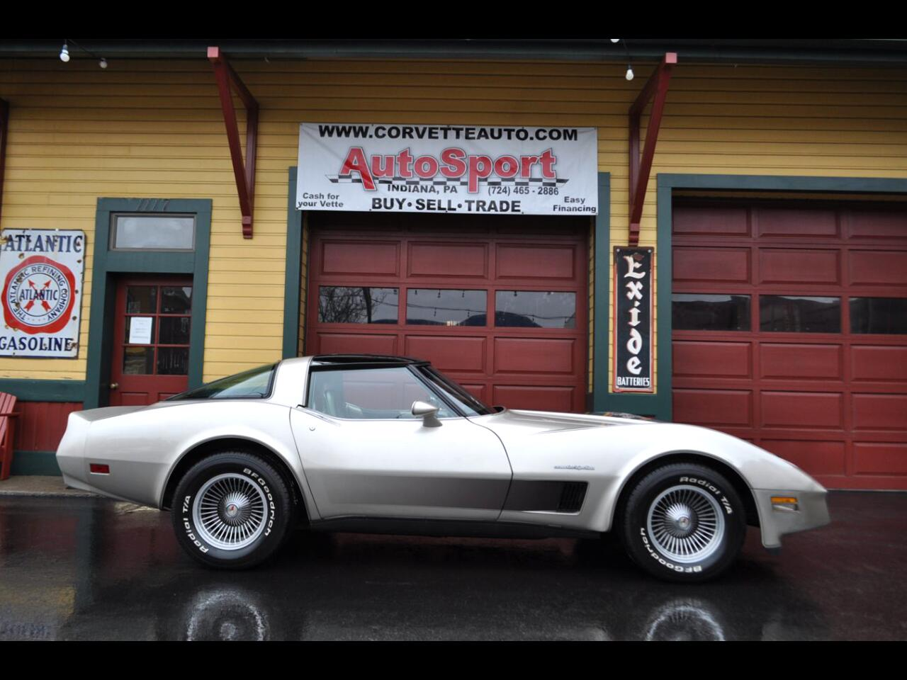 1982 Chevrolet Corvette 1982 Collector's Edition Org 5k Miles! Documented!