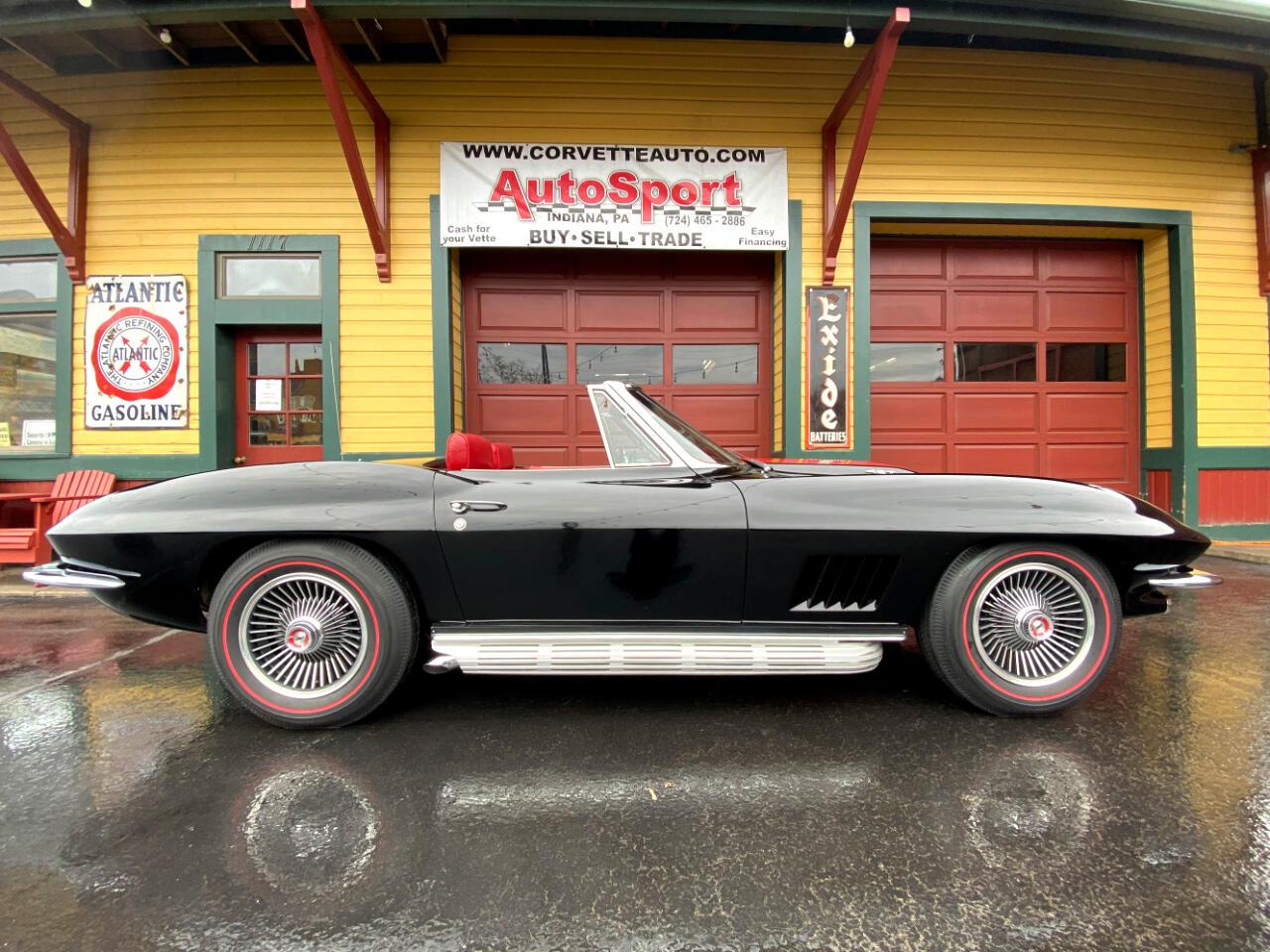 1967 Chevrolet Corvette 1967 Corvette 400hp Factory AC 29k Org Miles Loade