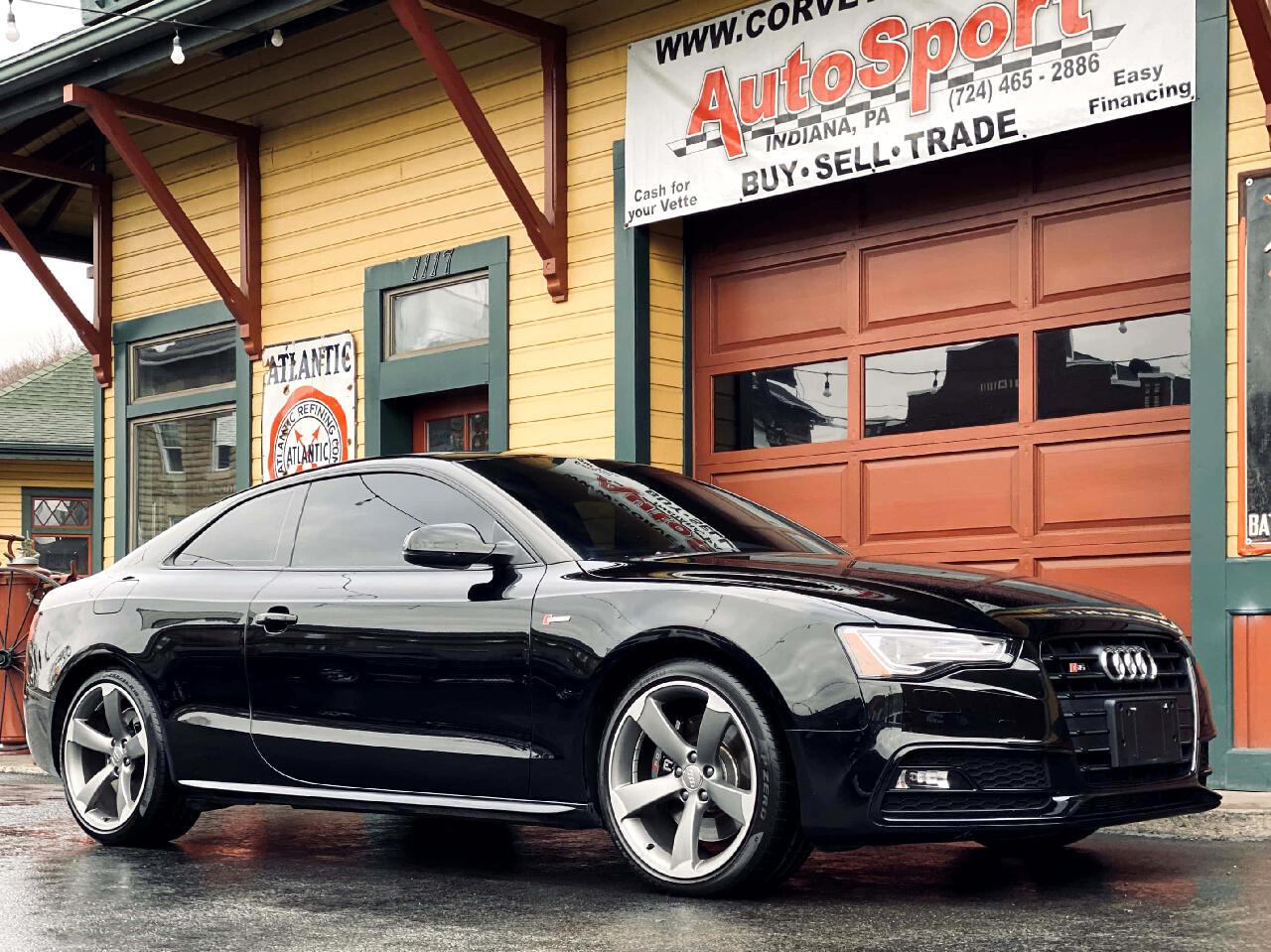2015 Audi S5 Premium Plus Coupe quattro 7A